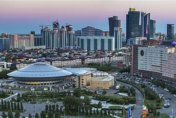 Купить кирпич в Казахстане